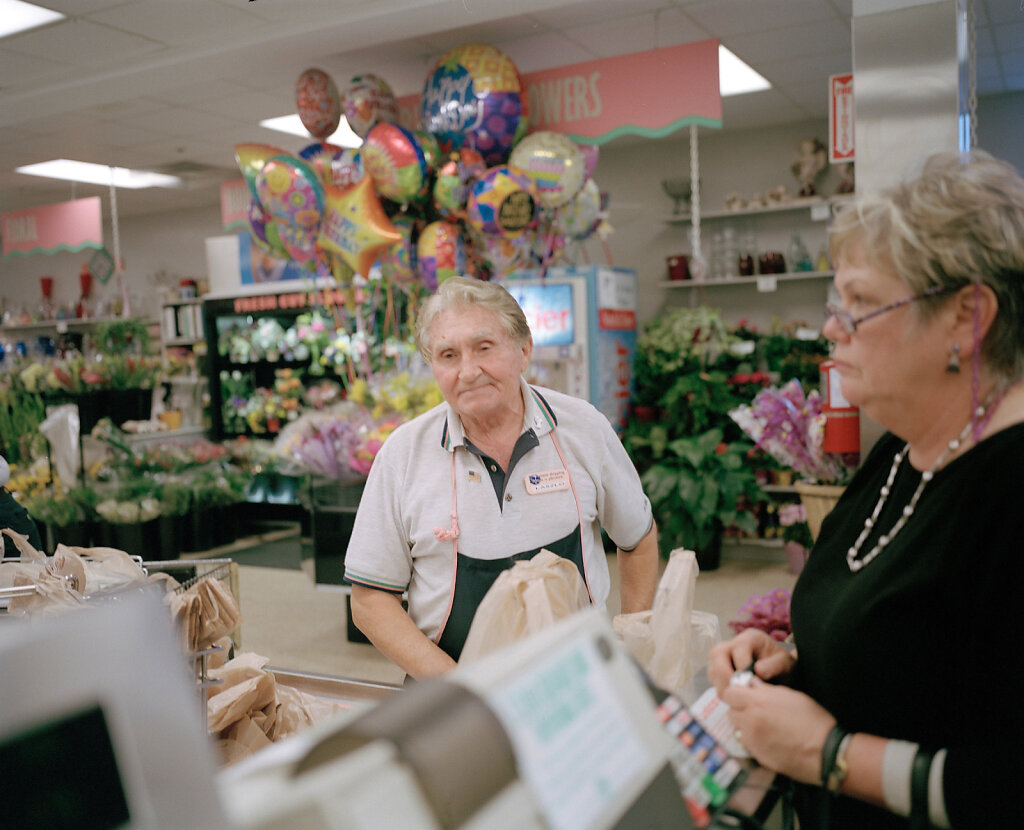 Old Age Labour in Florida
